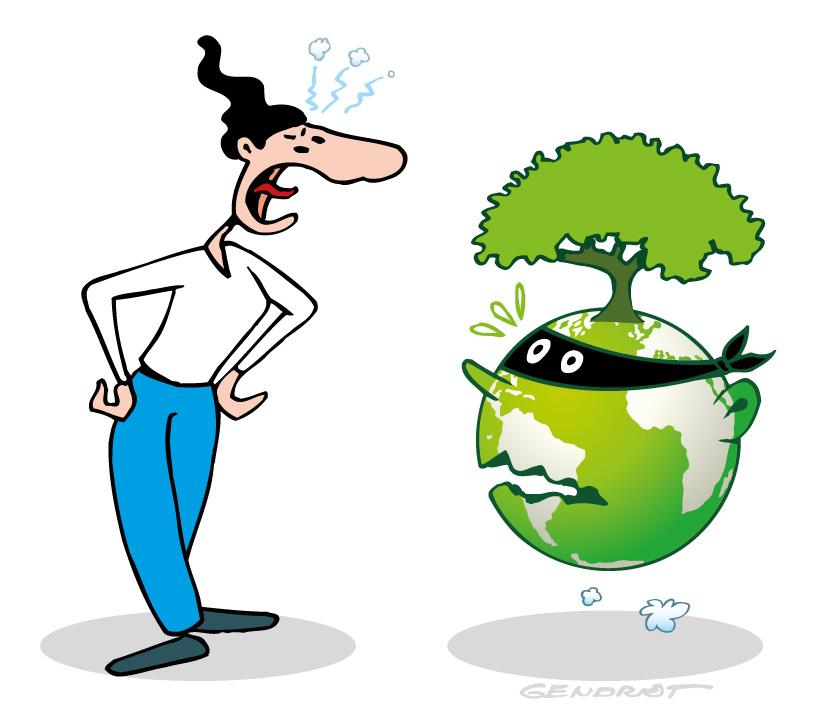 • 5 commandements - tu pourfendras les faux produits verts