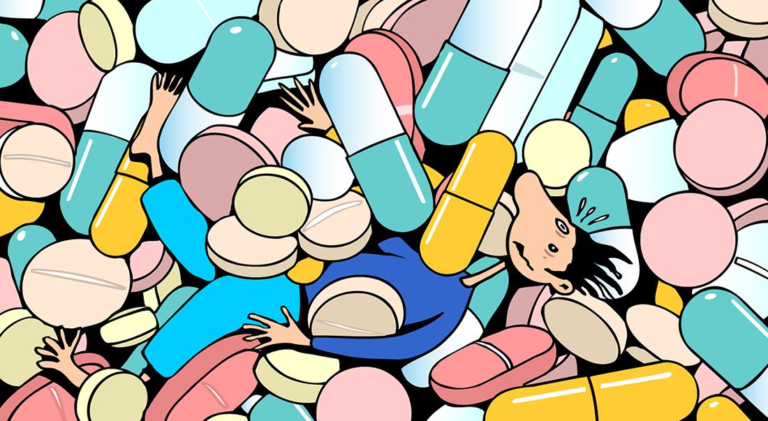Les médicaments à risques