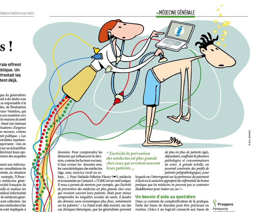 Les bases de données en médecine générale