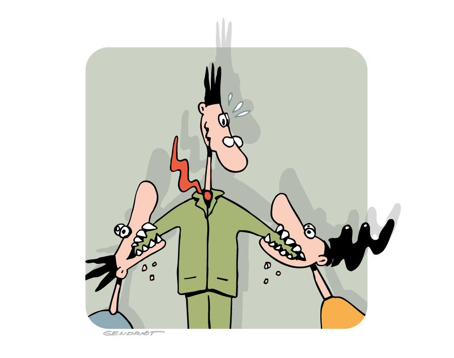 Le médiateur - Gérer les conflits