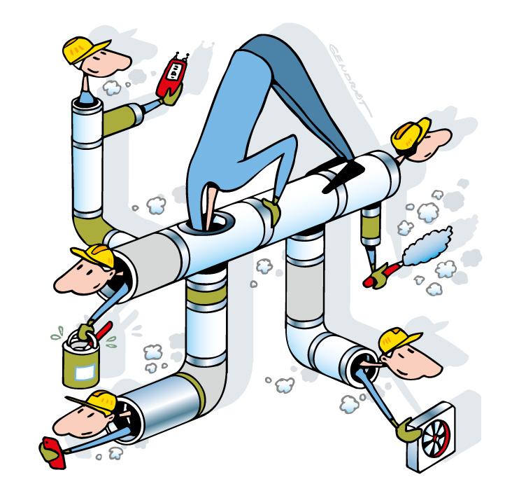 Ventilation - Penser maintenance dès la conception
