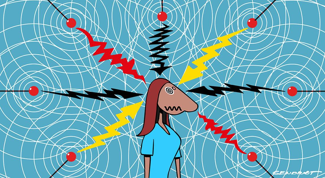 L'effet des ondes sur la santé, où en est-on ?