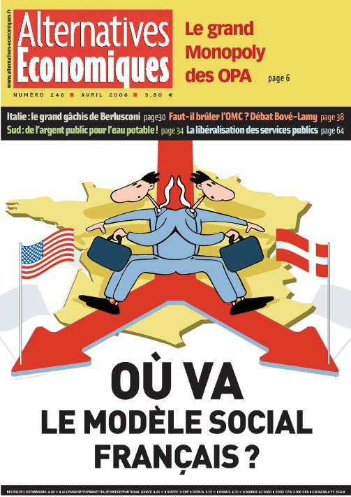 Où va le modèle social français ?