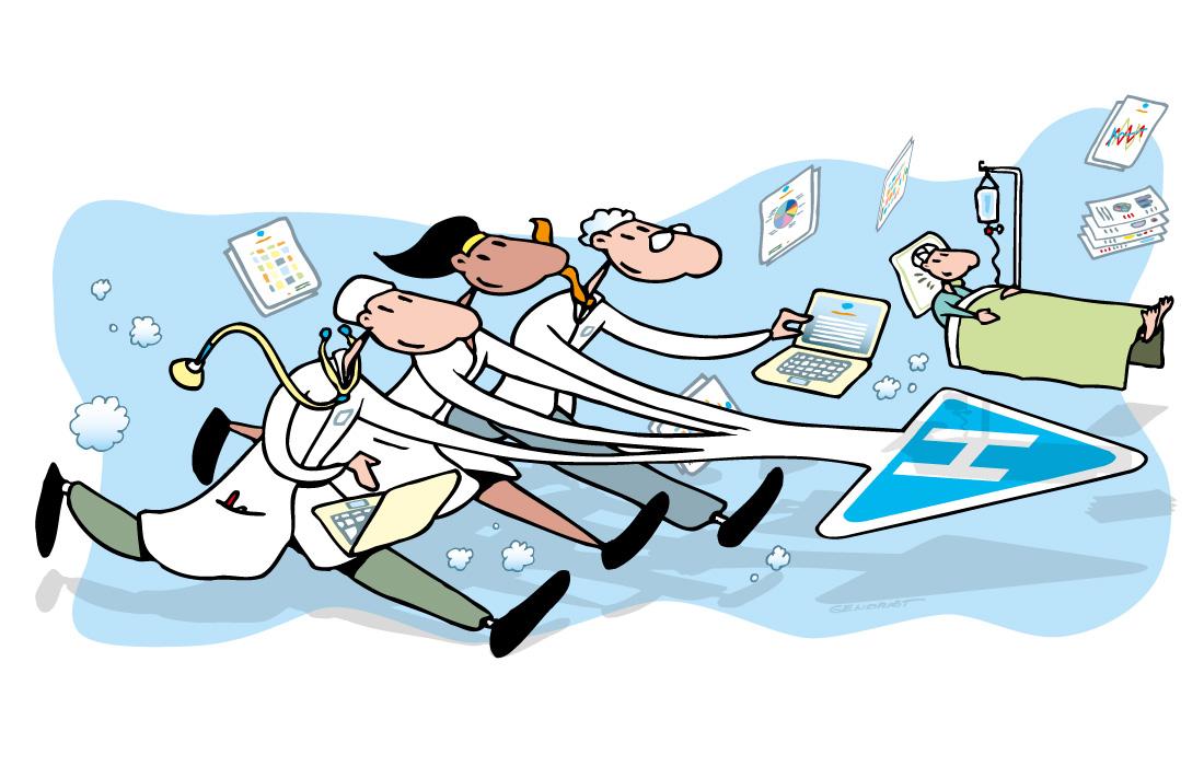 Centre d'investigation clinique, une qualité commune