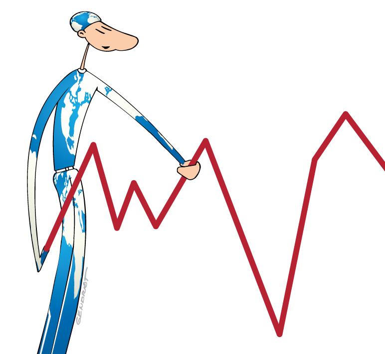 L'état de l'économie 2008