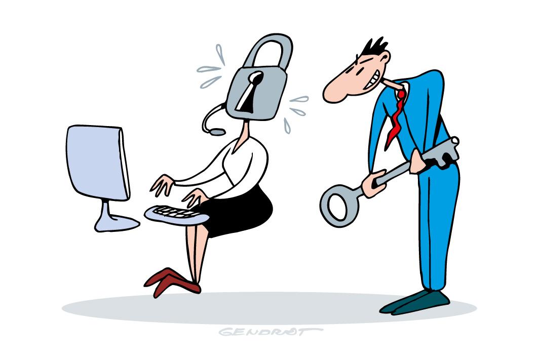 Harcèlement au travail 1