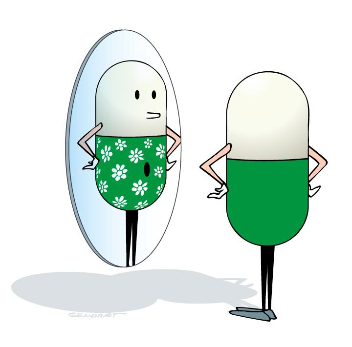 Médicaments génériques - C'est l'aspect qui change