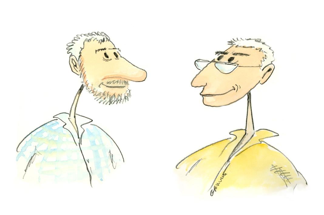 Pierre et Pascal