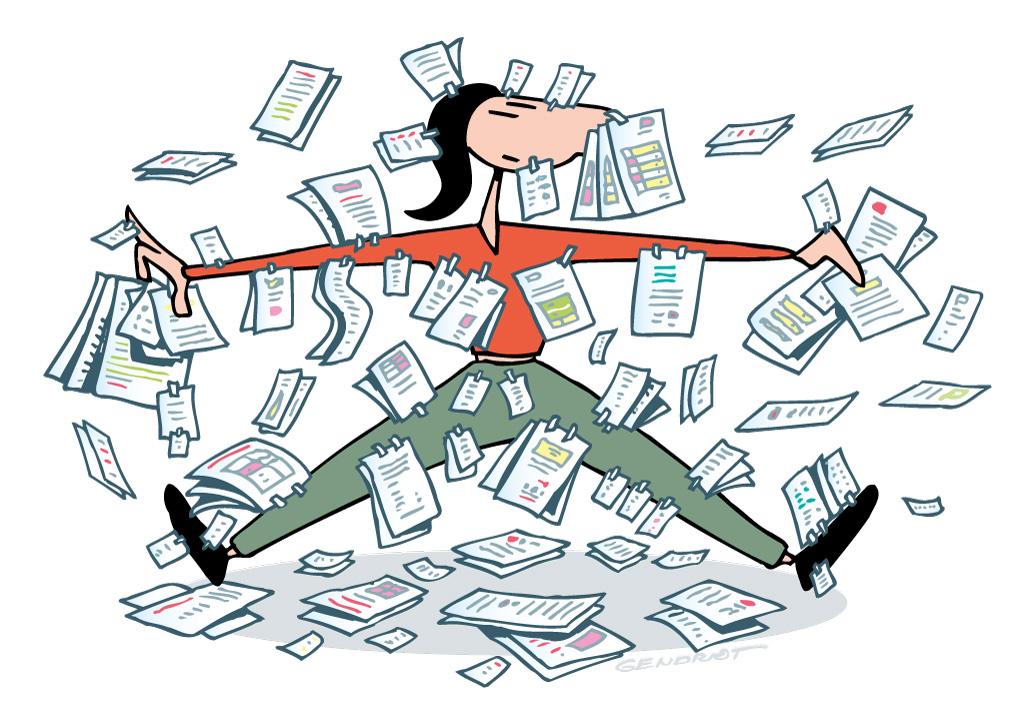 Papiers, que faut-il conserver ?