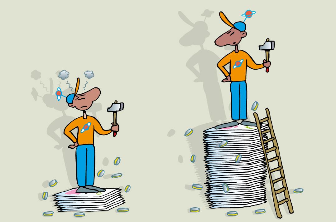 Inégalité des salaires dans l'entreprise