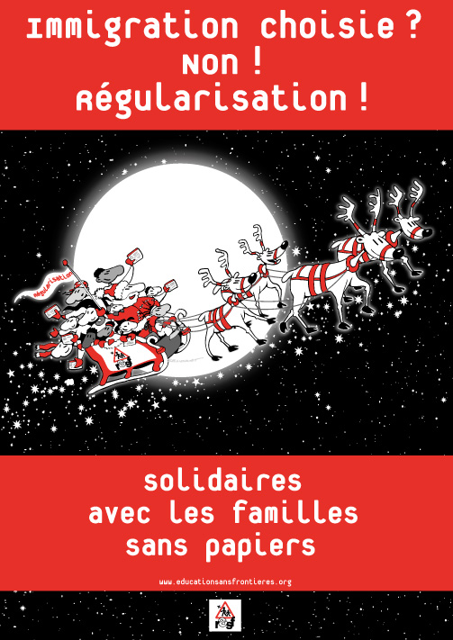 Affiche - Noël 2008