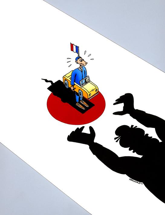 Nouvel Obs - Le marché automobile japonais envahi le marché français