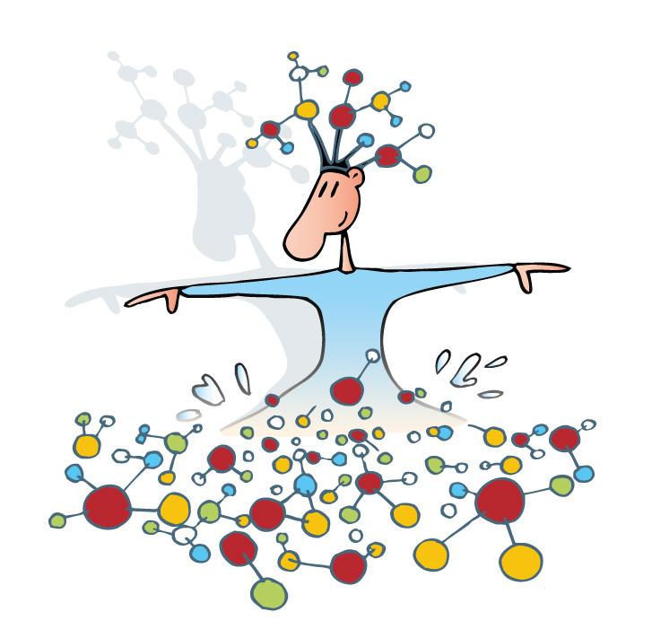 Molécules plastiques