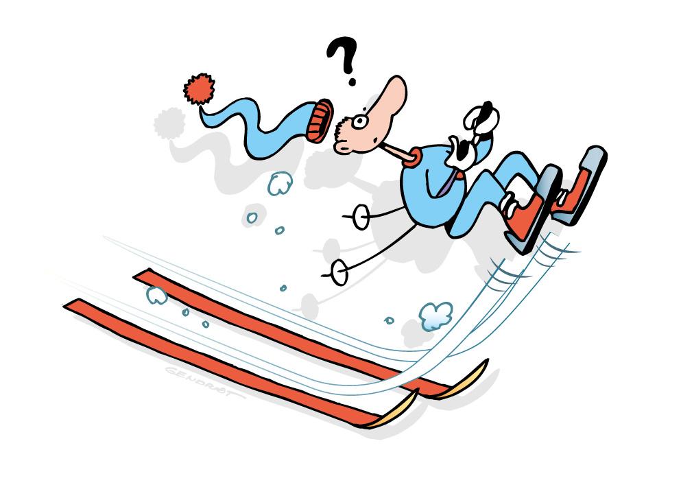 À quoi sert le fart que l'on met sous les skis ?