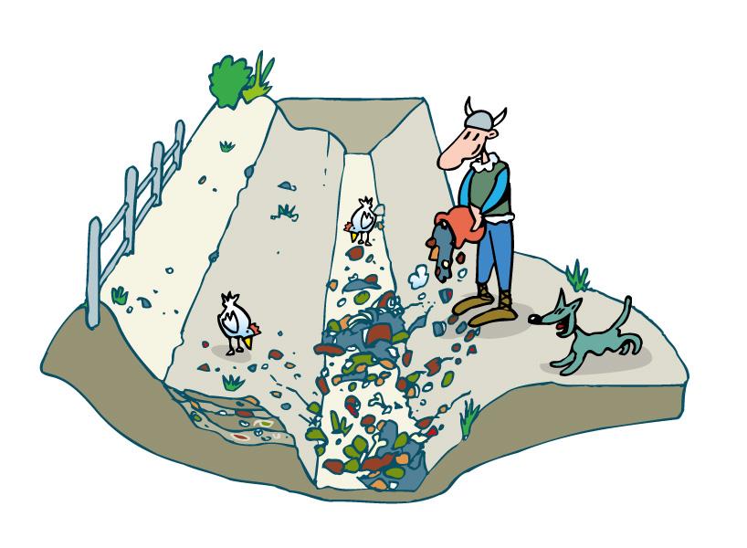 Guide de l'écocitoyen pour les écoles - La vie d'un fossé