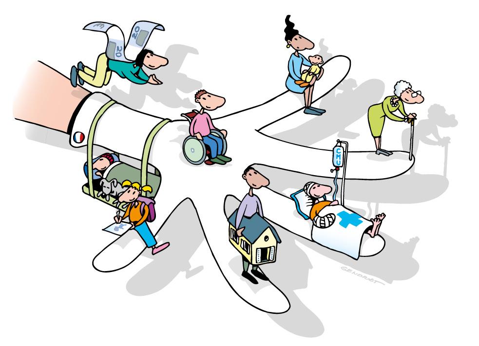 Aides sociales - Mode d'emploi