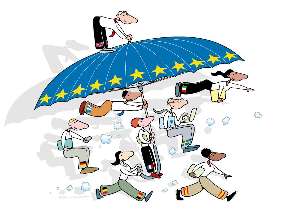 Les mutuelles et l'Europe