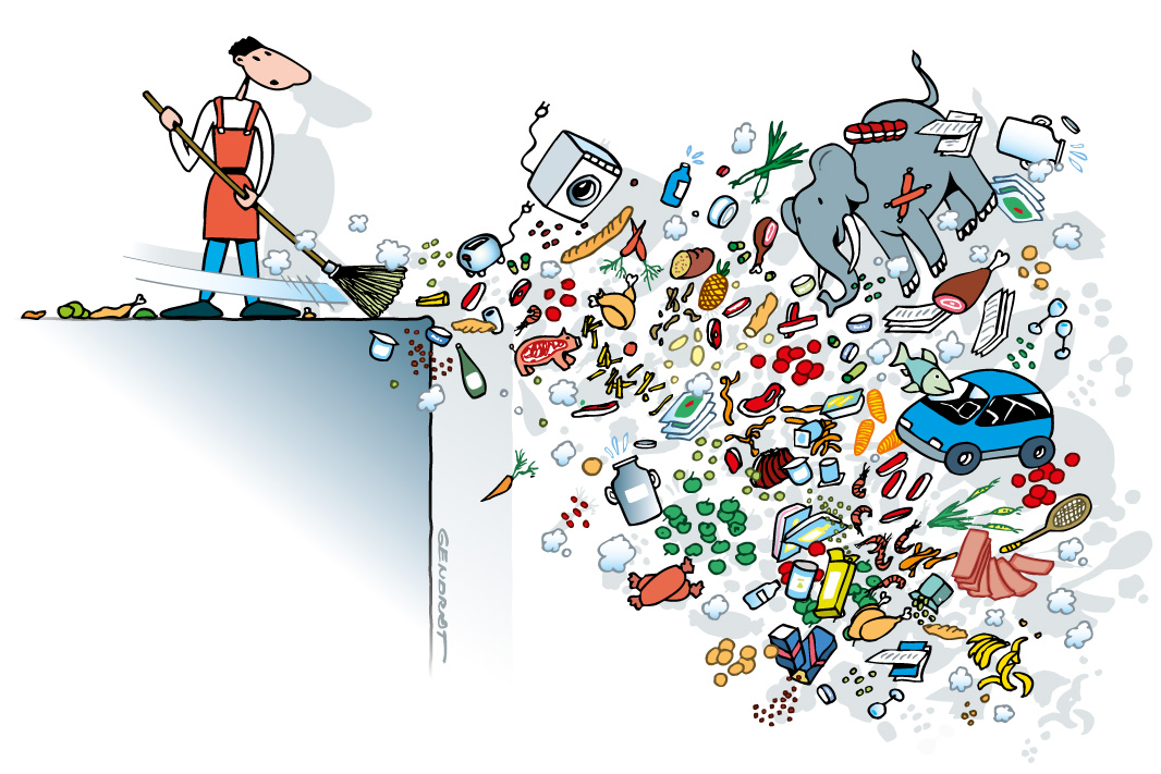Plan de lutte contre le gaspillage