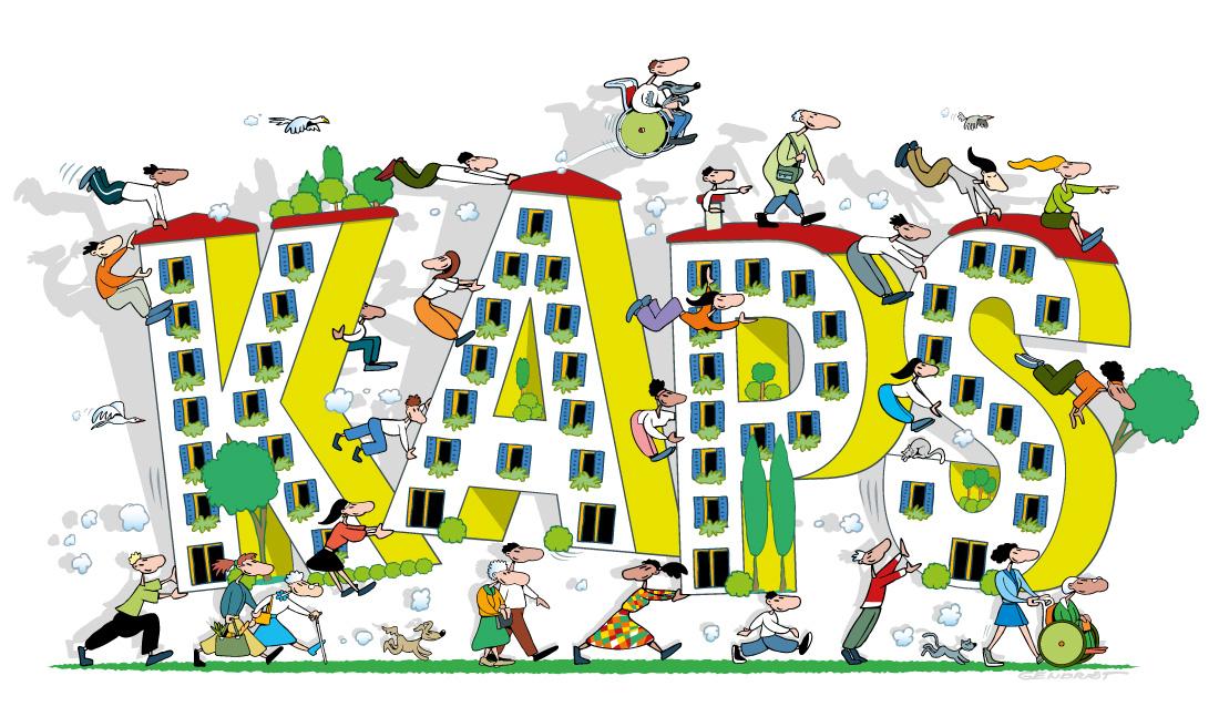 KAPS - Projets solidaires - Etudiants et colocations