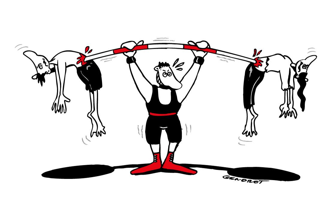 Sports et droits de l'Homme