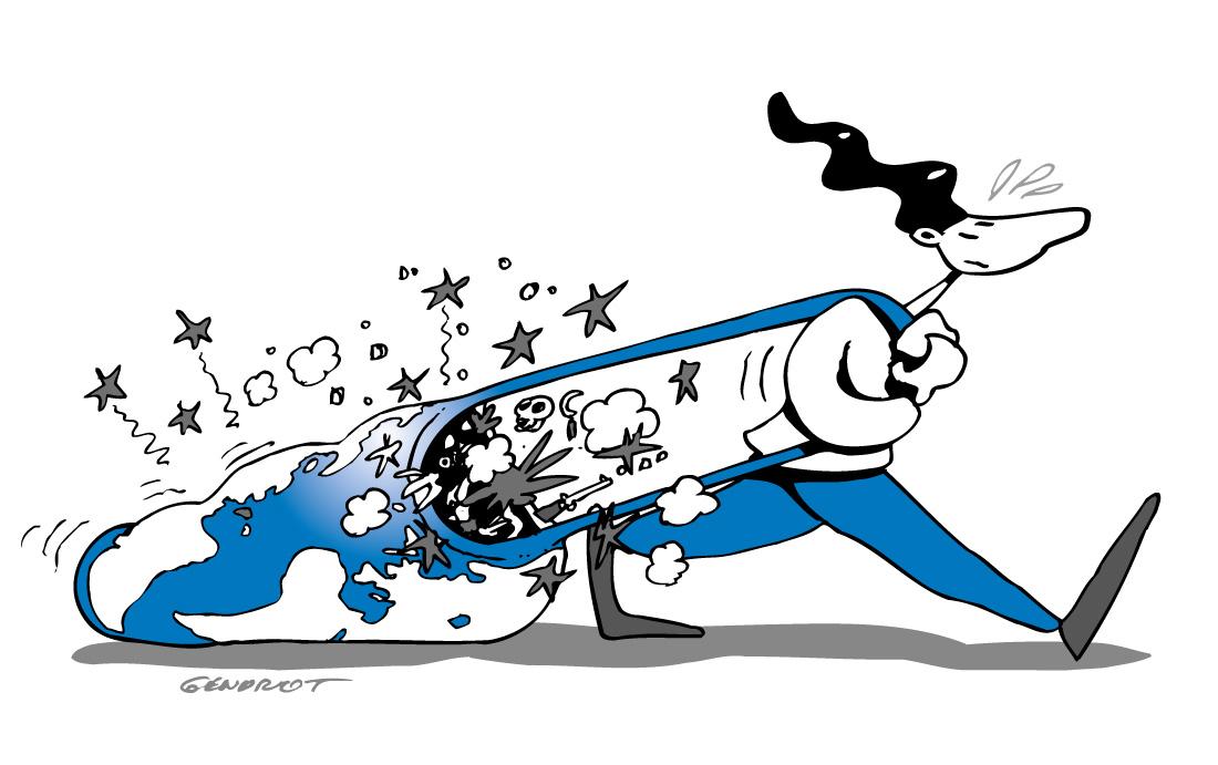 L'Europe fait son marché concernant les droits de l'Homme