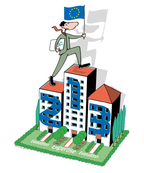 Notaires Vie Professionnelle - Europe : Le notariat et l'expertise immobilière