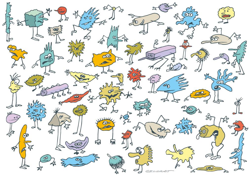 Microplastiques - Petits mais inquiétants