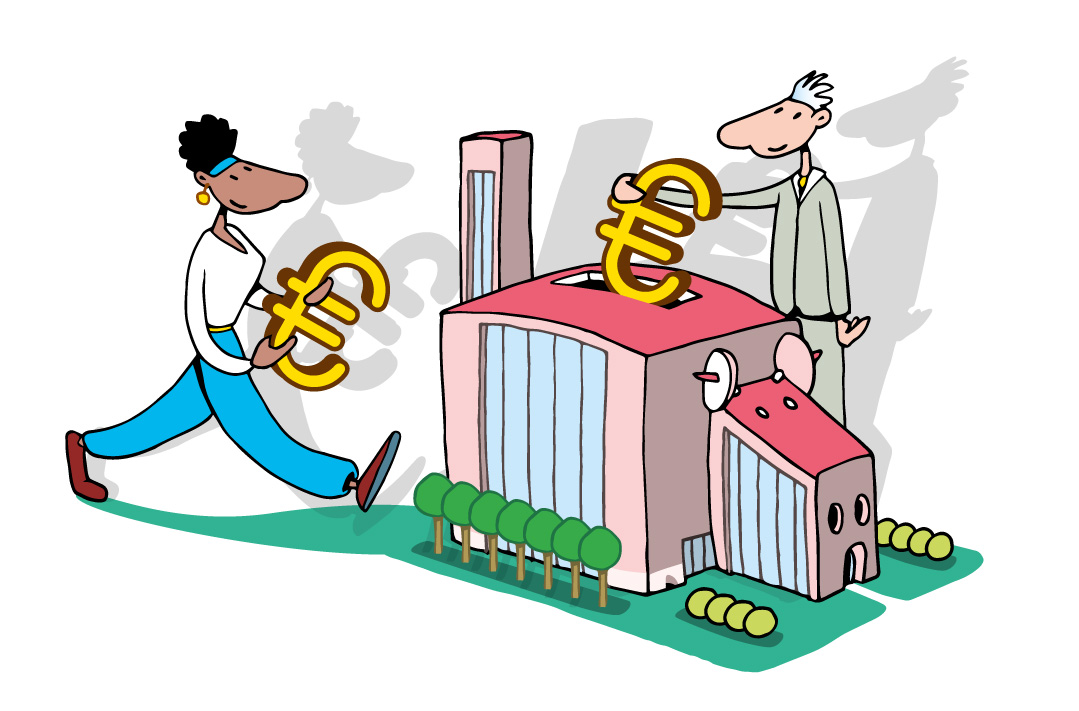 Objectif entreprise : financer l'économie réelle