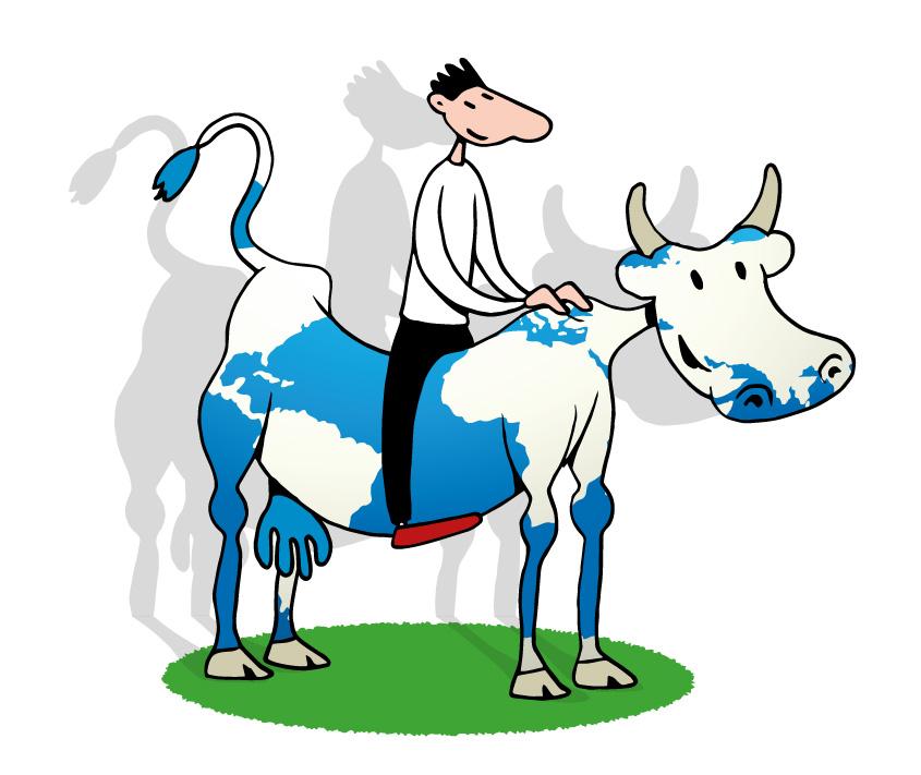 Objectif Terre - Investir dans une vache etc.
