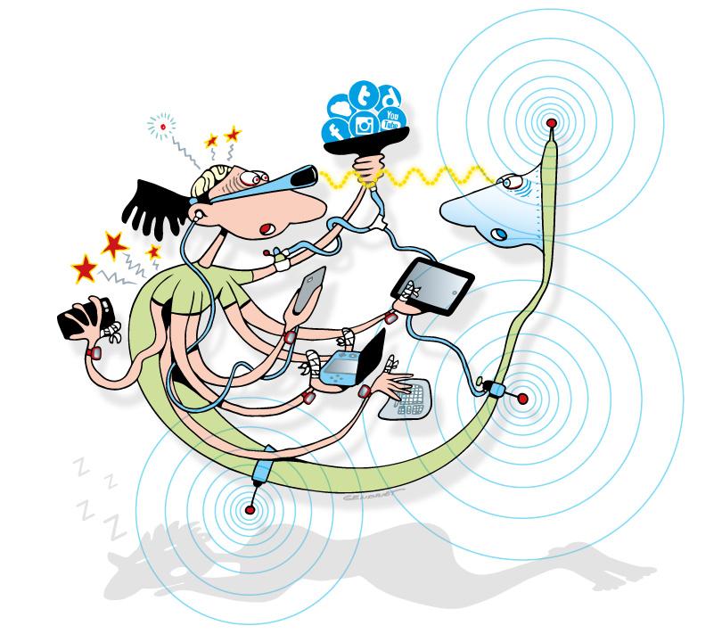 Nouvelles technologies - Nouvelles pathologies