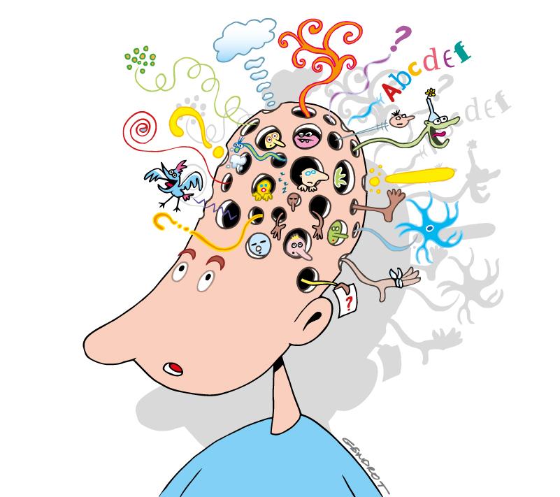 Pourquoi a-t-on des trous de mémoire ?