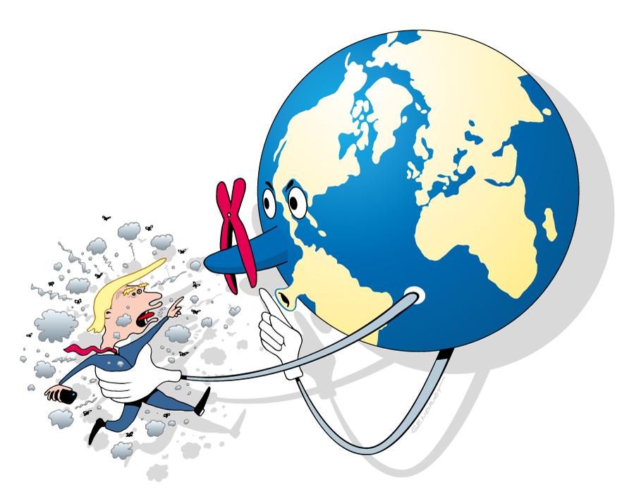 Trump et la COP 21